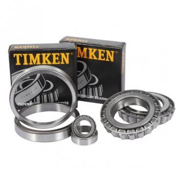 39 mm x 75 mm x 62,8 mm  NTN HUB166-4 angular contact ball bearings